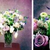 Roses, Lilac, Pieris Japonica, Tulips, Hellabore, Rannunculus