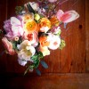 Iceland Poppes, Tulips, Peony, Rannunculus